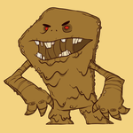 DC-ember Clayface by Creaturesforhire