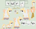 Avery Grace Ref (BIG) by PyscoSnowflake