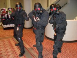 Umbrella Corporation Troopers by Crazyeye72985