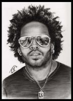 Lenny Kravitz by lapam04