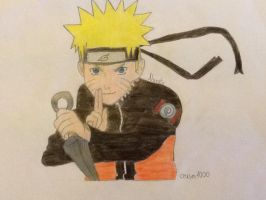 Naruto Uzumaki by Crusa1000