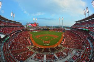 Cincinnati Reds by KrisVlad