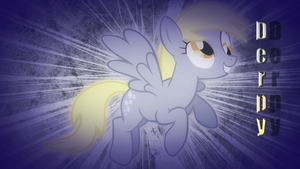 Derpy Wallpaper by ElectricHalo