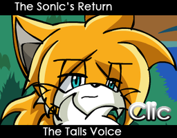TSR - Tails Voice Video by SilverAlchemist09