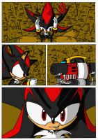 Shadow Underground number 1 by EUAN-THE-ECHIDHOG