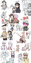 iScribble Dump 5 by Sydsir