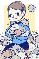 Bone and Tribbles by IdentityPolution
