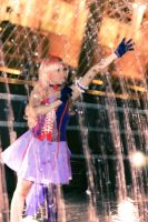 Macross Frontier - Lion IV by baby-ruby