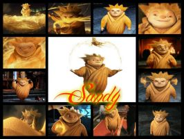 Sandy AKA Sandman by WinterMoon95