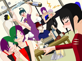 crazy group by SuperNatural777