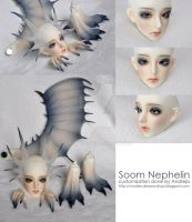 2011 August Fantasy Nephelin by AndrejA