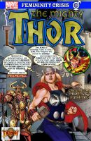 Thor - FC 13 by The-Demon-Etrigan