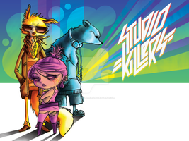 Studio Killers Tribute by Kevin-Allen