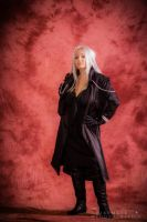 Lady Sephiroth by Midnight-Dance-Angel