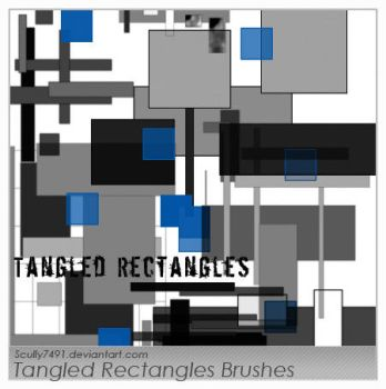 Tangled Rectangles by Scully7491
