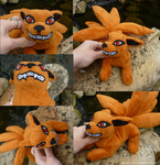 Kurama - small floppy 2 by goiku