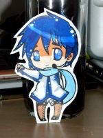 vocaloid: Kaito by Sunchildkate