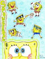 All About SpongeBob by Spongefifi