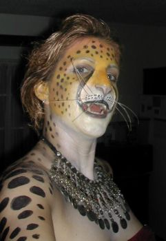 cheetah costume by missmonster