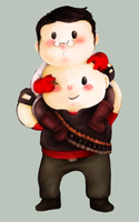 :.Team Fortress 2 is so desu.: by LordOfPastries
