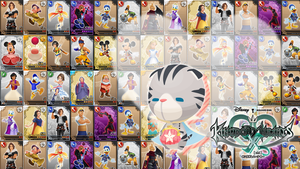 Kingdom Hearts Chi Wallpaper by rubypearl31