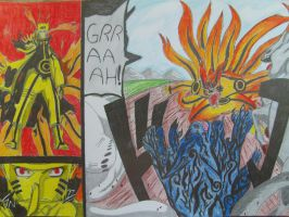 Naruto 571 - The new power by hnorby94