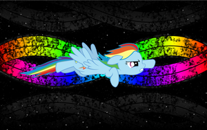 Rainbow Dash Wallpaper 2 by DemoMare