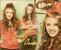 Lay Emily Osment by Lizzy295
