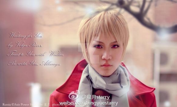 Axis Power Hetalia-Russia by ssnight