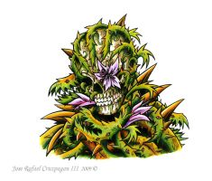 Undead - Corpse Weed by Paladin-Ciel