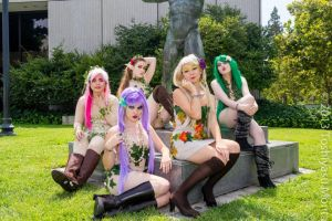 Great fairy Group cosplay by Lashes-and-Glitter