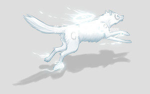 ice Wolf by Nakubi