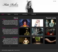 Photographer site by Anyndur