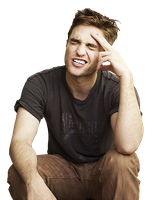 robert pattinson png 2 by delcrepusculo