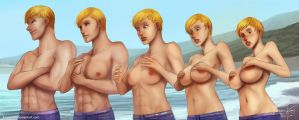 Beach Wish Sequence Preview by KannelArt