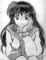 Kagome-chan by Corinala
