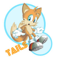 Miles Tails Prower by MagicalCustardSquire