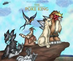 The Poke King by The-Bluetip
