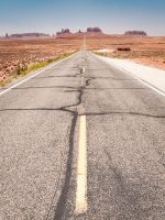 Monument Valley: Highway 163 by j-ouroboros