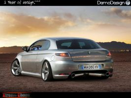 Alfa Romeo GT by DemoDesign