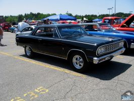 Black Chevelle by Koenken