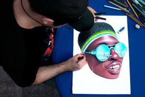 Preview- colored pencil by mario-freire