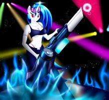 Beat your heart out! by BluDraconoid