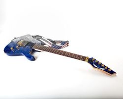 Guitar by hihosteverino