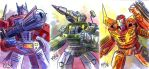 PSC: Transformers by mikemaihack