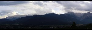 Garmisch (Panorama) by skywalkerdesign