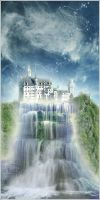 Magical castle. by agnesina