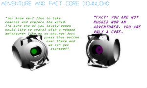 .:Adventure and Fact Core DL:. by TwilightMarth
