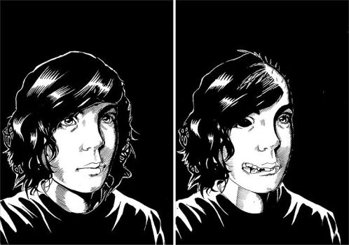 i wanna be charles burns by jheans