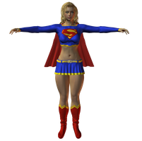 Preview: Supergirl by willdial